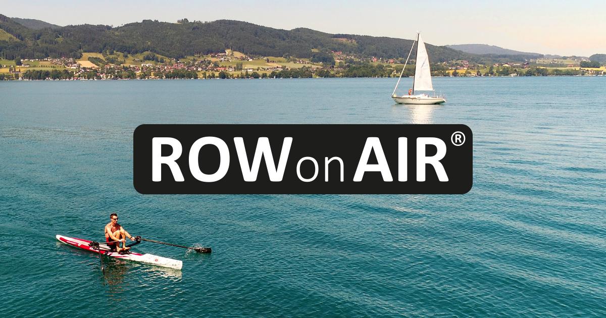 ▷ Row&Sail - the developer of ROWonAIR®   RonA - ROWonAIR®   Rowing