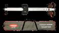RowMotion® Sliding track, sliding seat, foot stretcher, anti-slip support feet, bag