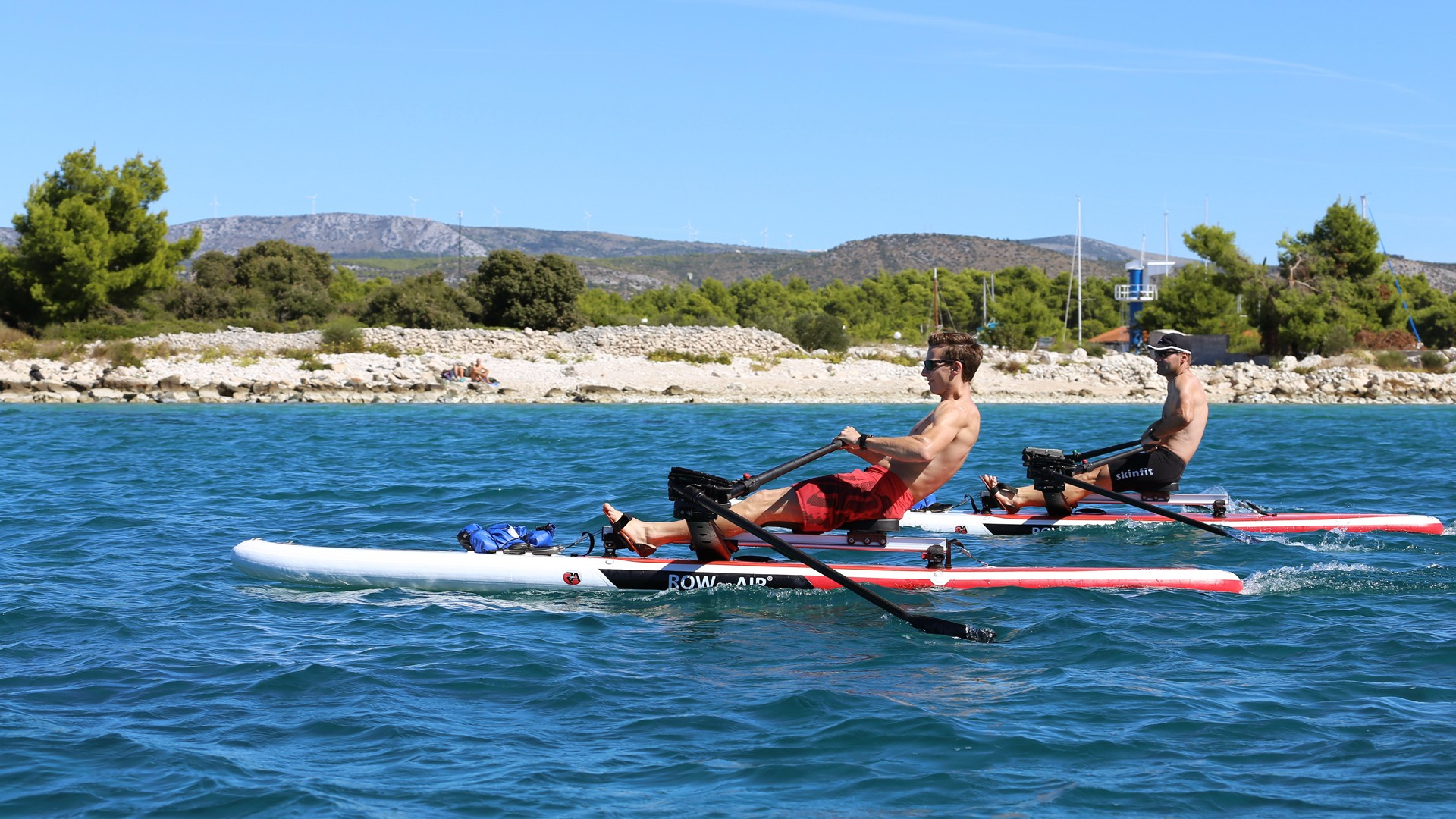 5a74145dff ▷ RonA - ROWonAIR® | row on inflatable SUP boards, air-kayaks and ...