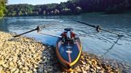 RowVista® Rowing Skid F
