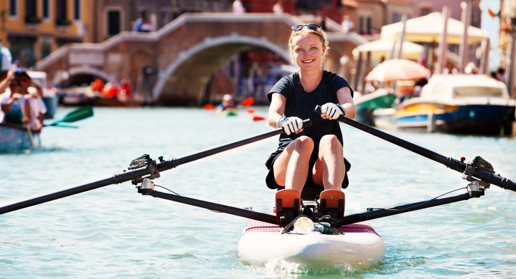 RowVista® | Rowing forward at the Vogalonga Venice 2018