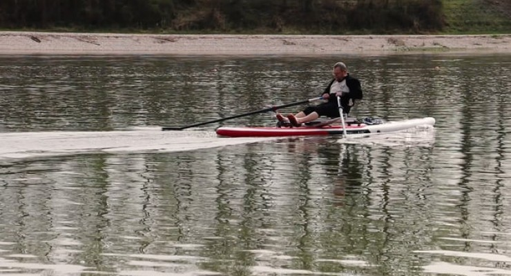 "ROWonAIR® | Row With ""RowMotion®"" - Row On ""SUP 14' (426)"""
