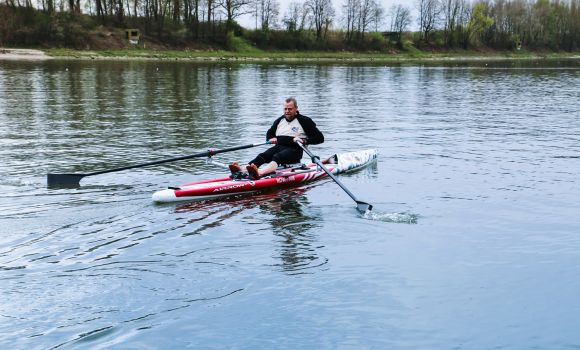 Yes, you can really row this!